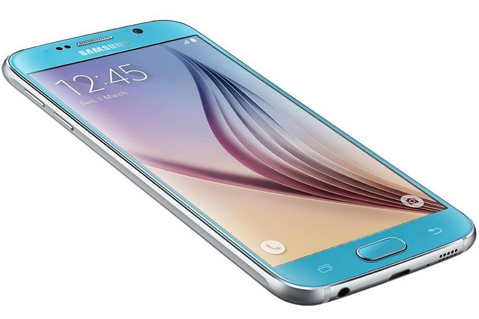 """Imagem de Galaxy S6 azul e S6 Edge verde-esmeralda são """"raros"""" e têm baixo estoque no tecmundo"""