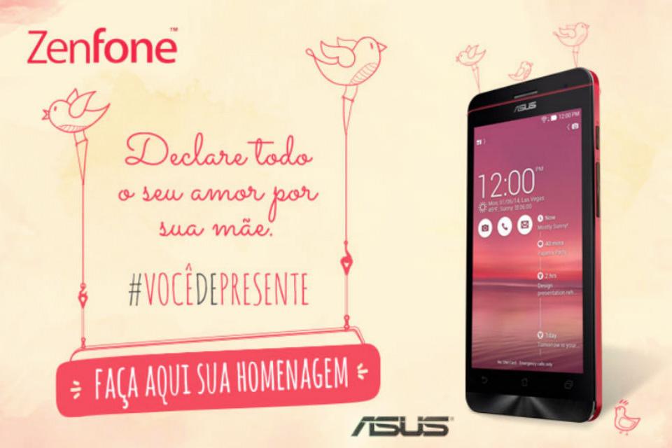 Imagem de Dia das Mães: ASUS venderá 2 mil Zenfone 5 a R$ 599 no tecmundo