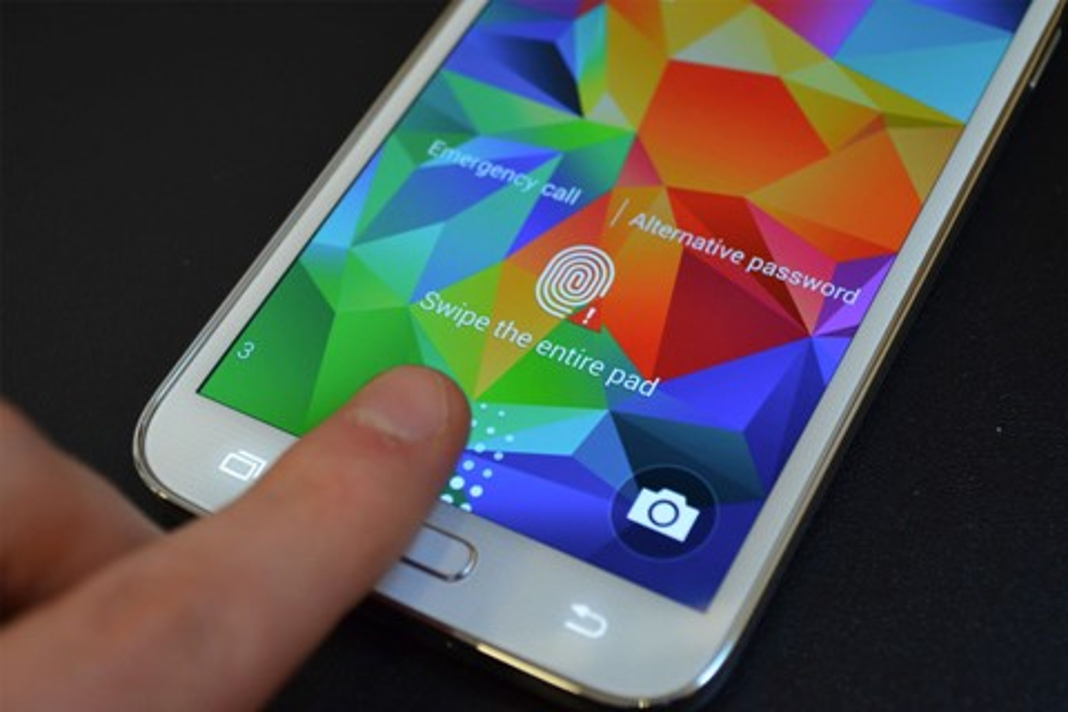 Imagem de Biometria do Galaxy S5 é insegura e pode ser roubada, diz estudo no tecmundo