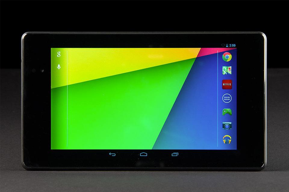 Imagem de Tablet Google Nexus 7 deixará de ser fabricado no tecmundo