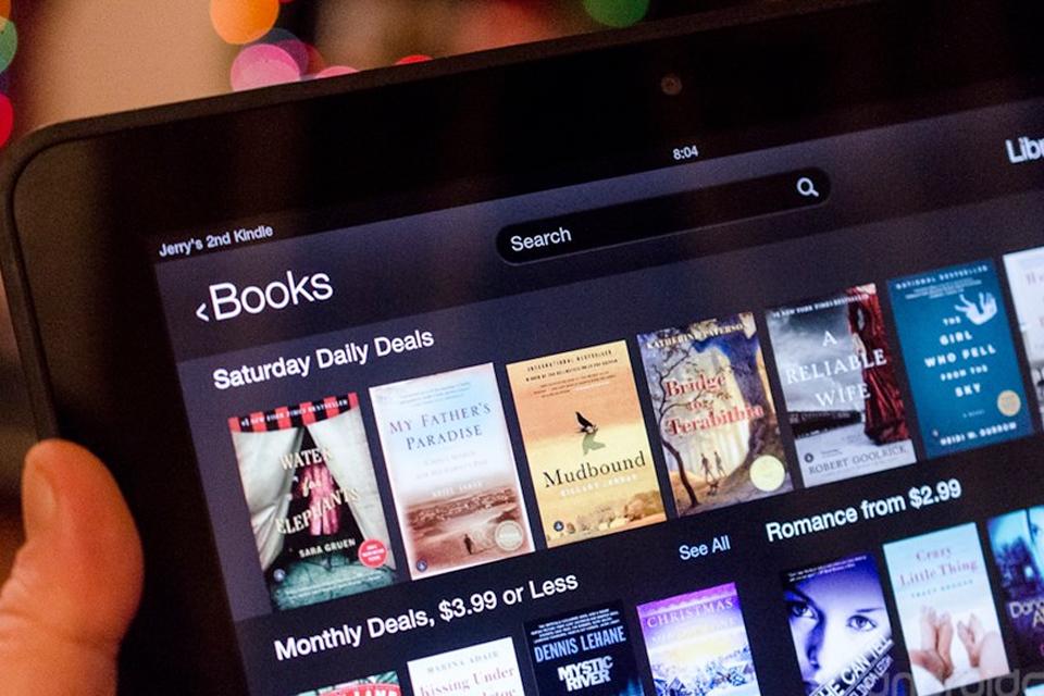 Imagem de Dia das Mães: Amazon traz Kindle por R$ 219 e títulos até 50% mais baratos no tecmundo