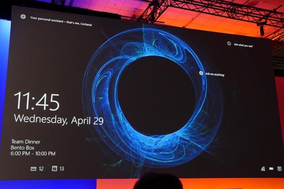 Imagem de Spotlight: tela de bloqueio do Windows 10 com anúncios, sugestões e dicas no tecmundo