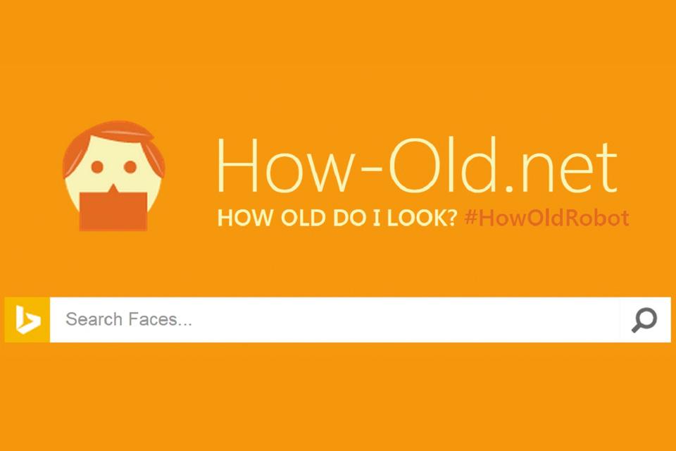 Imagem de Descubra o quão velho você é com este site sensacional da Microsoft no tecmundo