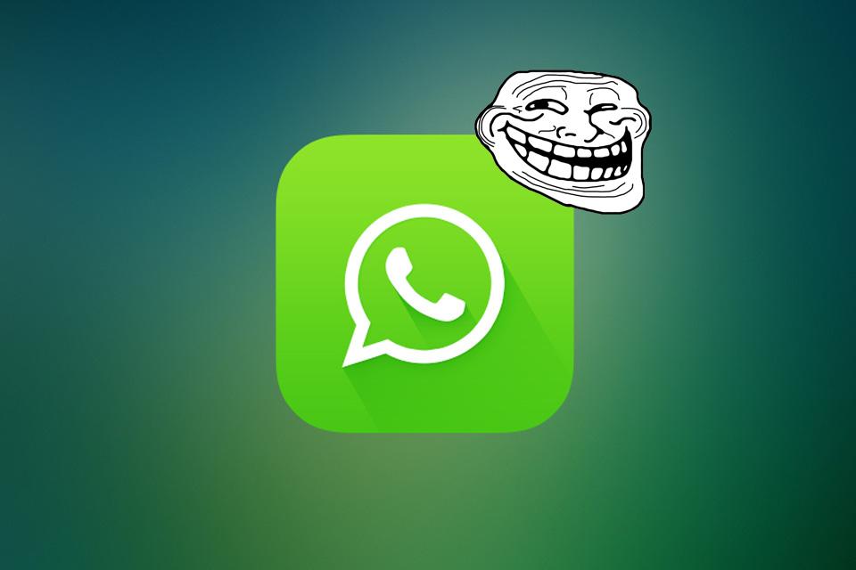 Imagem de Zoeira liberada: 9 apps com memes e vídeos engraçados para usar no WhatsApp no site TecMundo