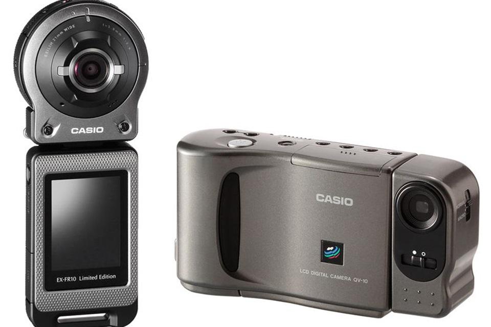 Imagem de Casio lança versão limitada de câmera para comemorar 20 anos do display LCD no tecmundo