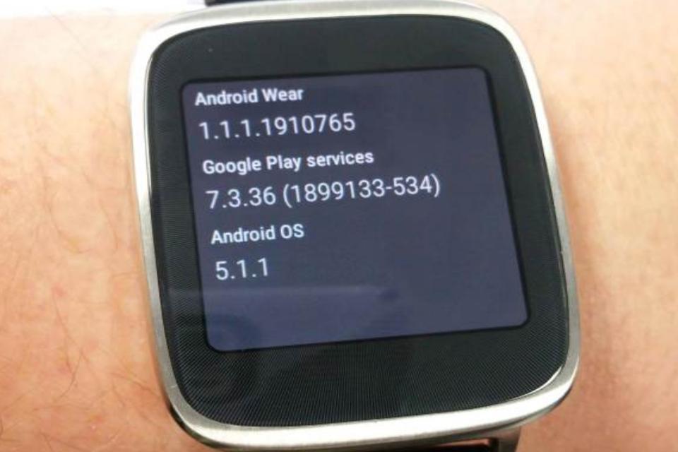 Imagem de ZenWatch recebe update para o Android Wear 5.1.1 no tecmundo