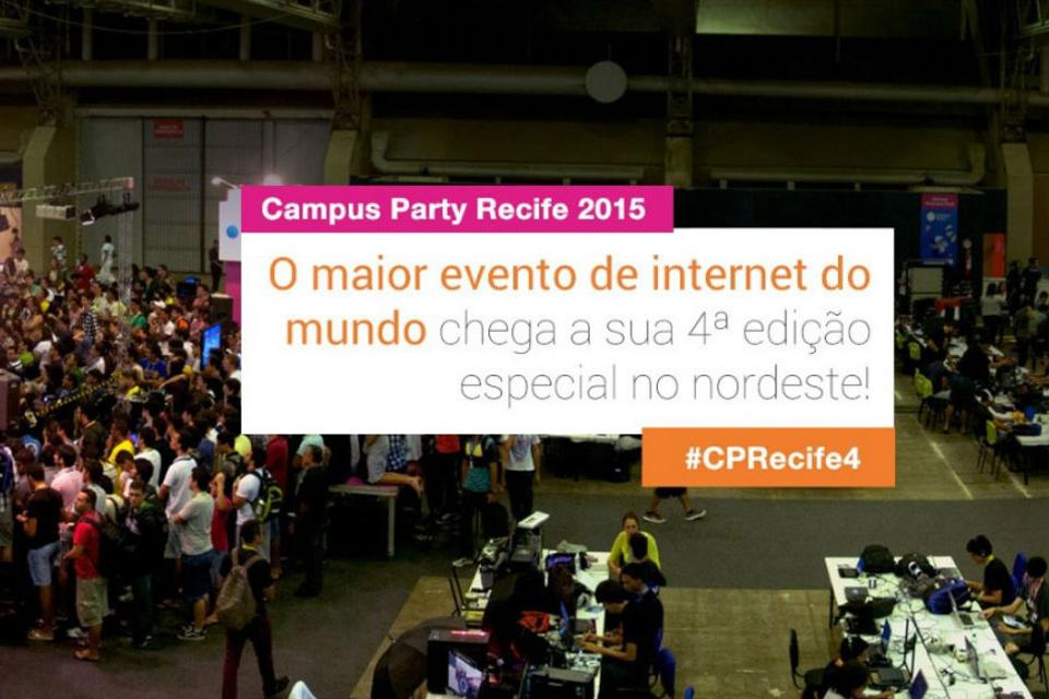 Imagem de Campus Party Recife acontece em julho; ingressos já estão à venda no tecmundo