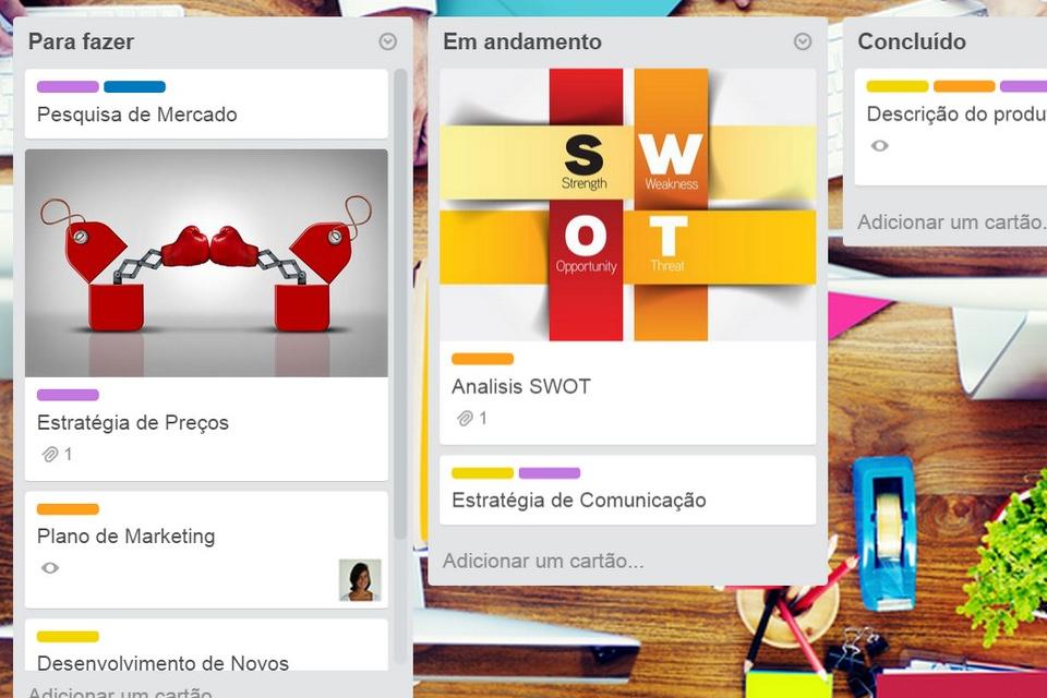 Imagem de Trello: ferramenta gratuita para gerenciar projetos chega ao Brasil no tecmundo