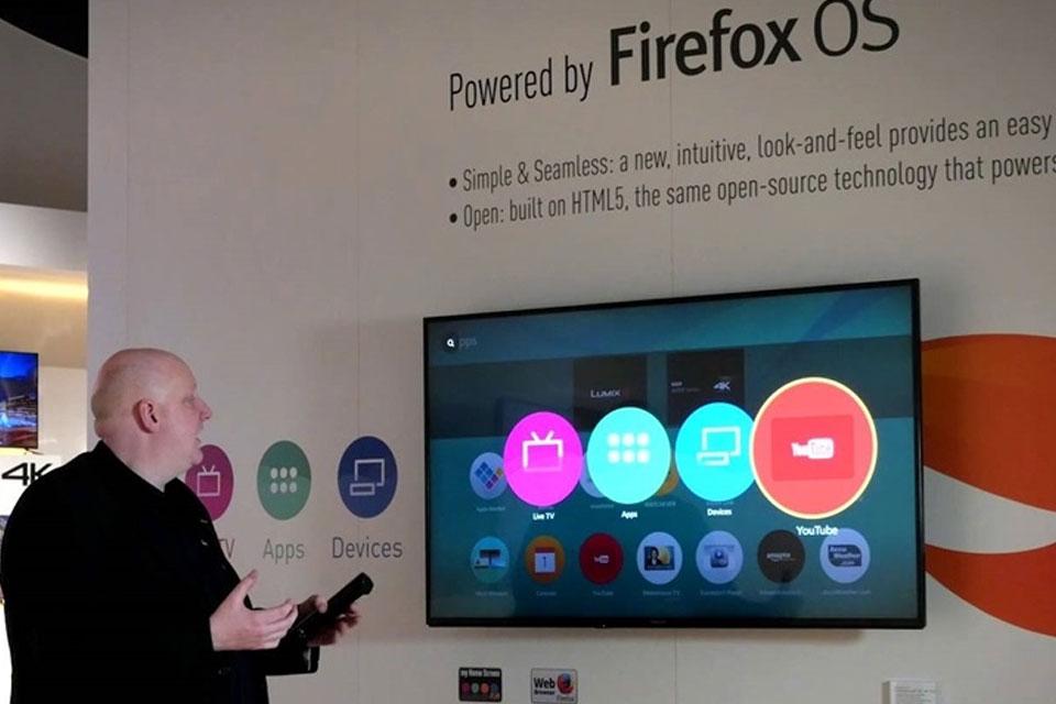 Imagem de Parceria entre Mozilla e Panasonic dá à luz SmartTV com Firefox OS no tecmundo