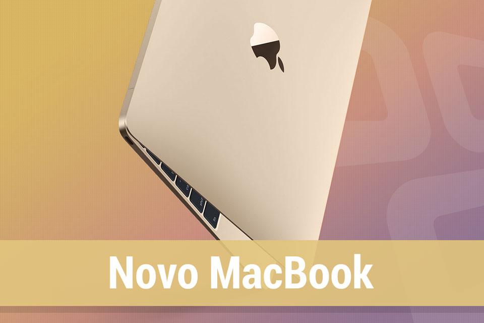 Imagem de Análise: novo MacBook 12 polegadas (2015) no tecmundo