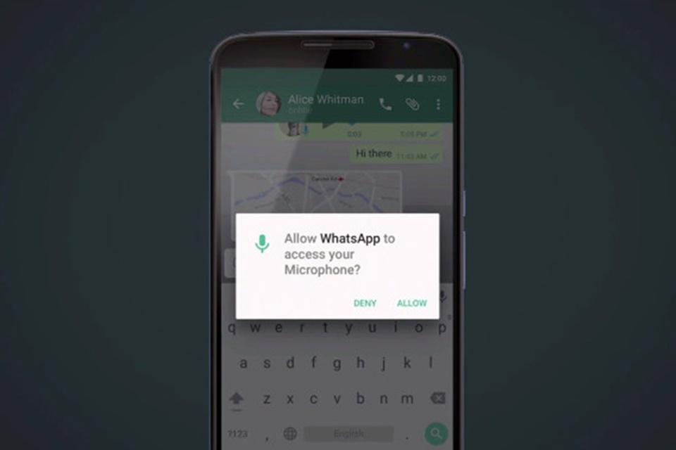 """Imagem de """"Android M"""" dará controle individual de permissões para o usuário no tecmundo"""