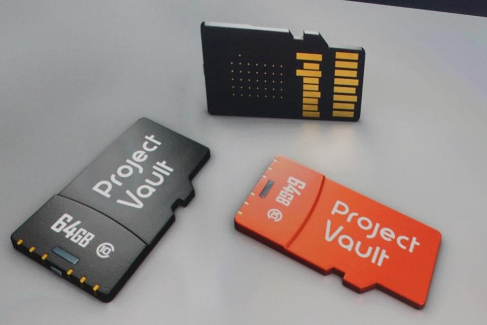 Imagem de Project Vault oferece microSD com sistema de criptografia completo no tecmundo