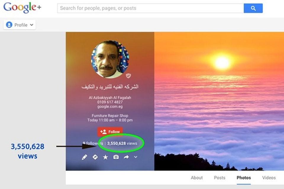 Imagem de Falha nas buscas da Google coloca homem no topo dos resultados do Egito no tecmundo