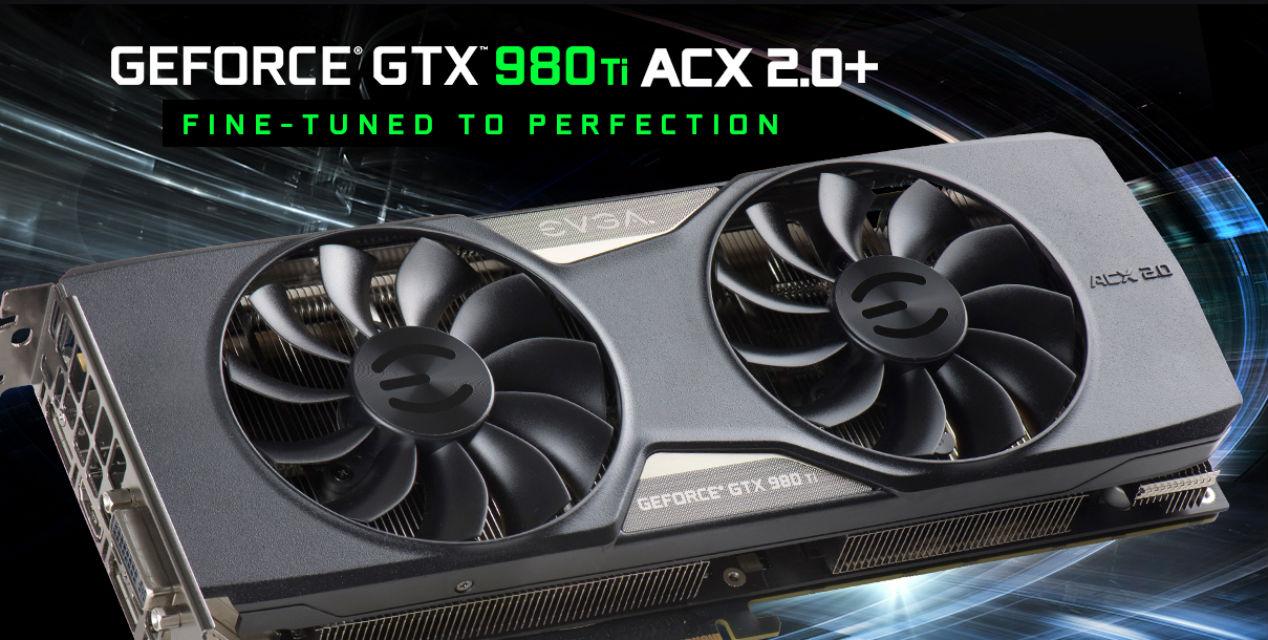 Imagem de EVGA anuncia o lançamento da sua GeForce GTX 980 Ti no tecmundo