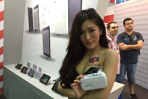 Imagem de Booth babies: as mais belas da Computex 2015 no tecmundo