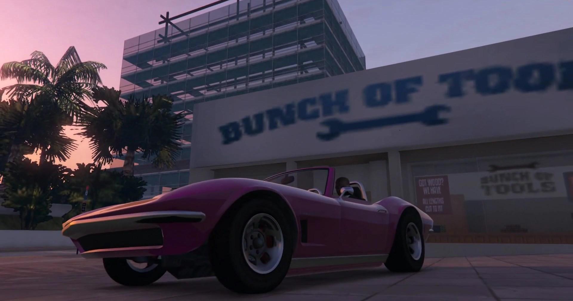 Imagem de Mod recria Grand Theft Auto: Vice City com a engine de GTA 5 [vídeo] no tecmundo