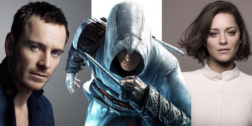 Imagem de Filme de Assassin's Creed ganha seu primeiro pôster oficial no tecmundo