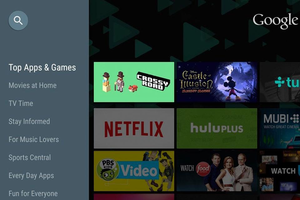 Imagem de Android TV ganha mais de 600 novos aplicativos com atualização no tecmundo