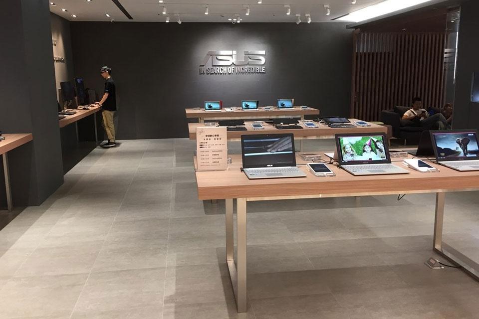 Imagem de Visitamos a primeira loja oficial da ASUS no mundo no tecmundo