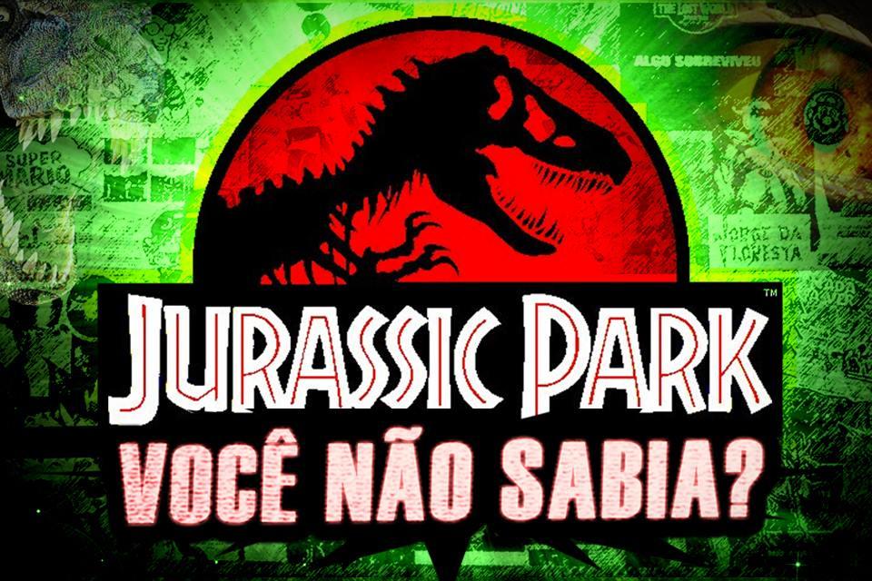 Imagem de Jurassic Park: curiosidades interessantes sobre a franquia dos dinossauros no tecmundo