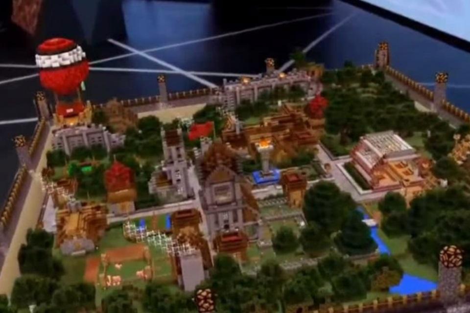 Imagem de Minecraft vai ganhar suporte para realidade virtual com o HoloLens no tecmundo