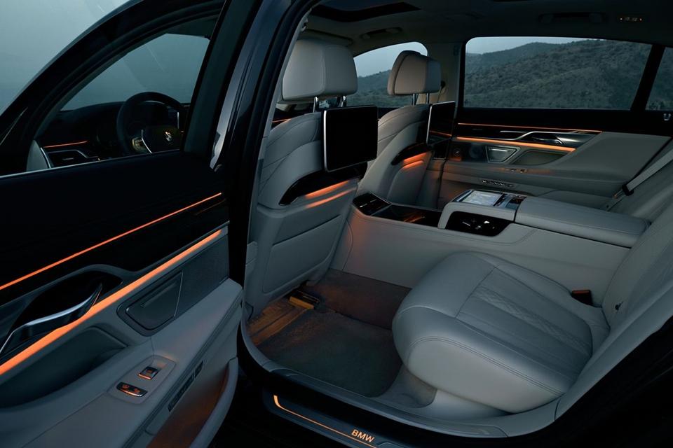 Imagem de Absurdo: novo BMW 7 Series é o carro futurista que você sempre sonhou no tecmundo