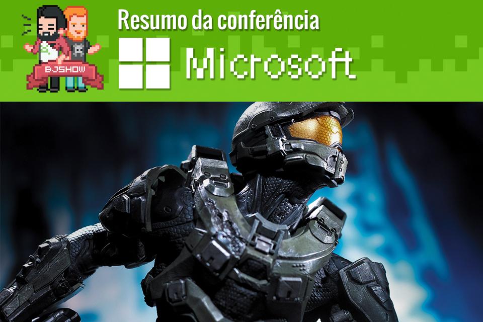 Imagem de E3 2015 – Resumo da Conferência: Microsoft [vídeo] no tecmundo