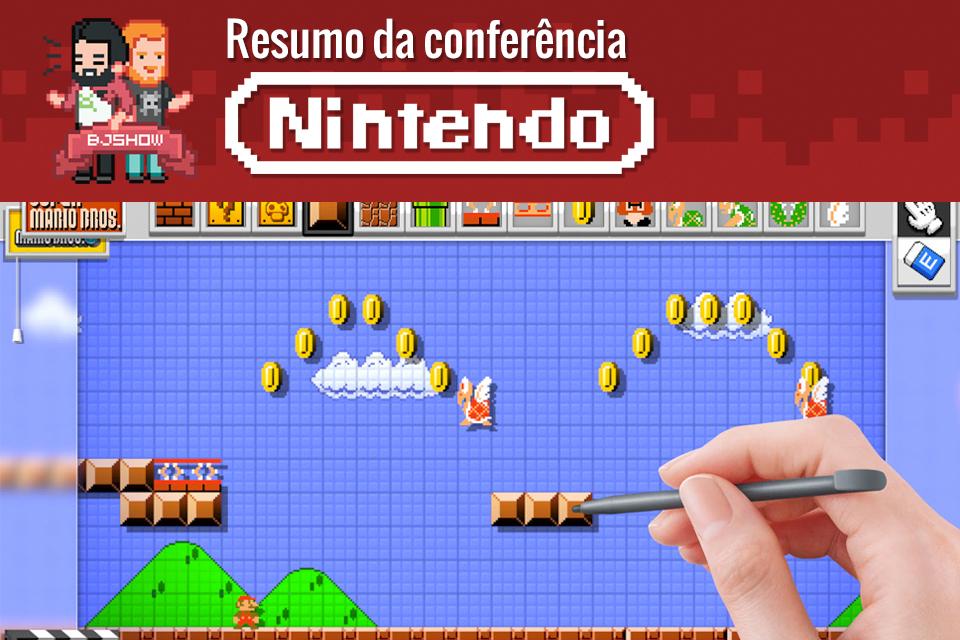 Imagem de E3 2015 – Resumo da Conferência: Nintendo [vídeo] no tecmundo