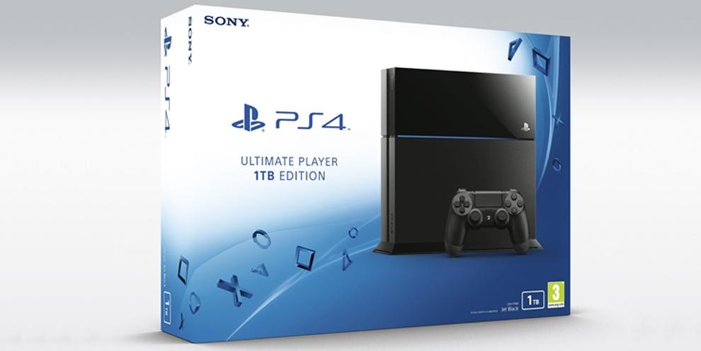 Imagem de Ultimate Player Edition: nova versão de 1 TB do PS4 é mais leve e econômica no tecmundo