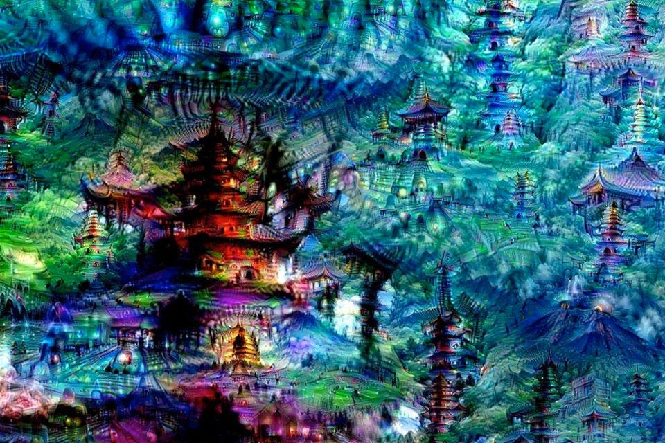 """Imagem de Confira os """"sonhos"""" da inteligência artificial da Google no tecmundo"""