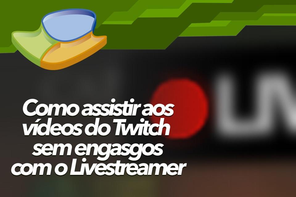Imagem de Como assistir aos vídeos do Twitch sem engasgos com o Livestreamer  [vídeo] no tecmundo