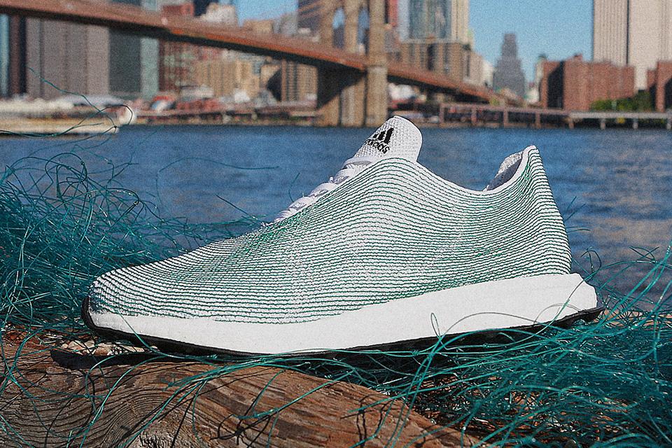 Imagem de Adidas cria tênis a partir de plásticos encontrados em oceanos no tecmundo