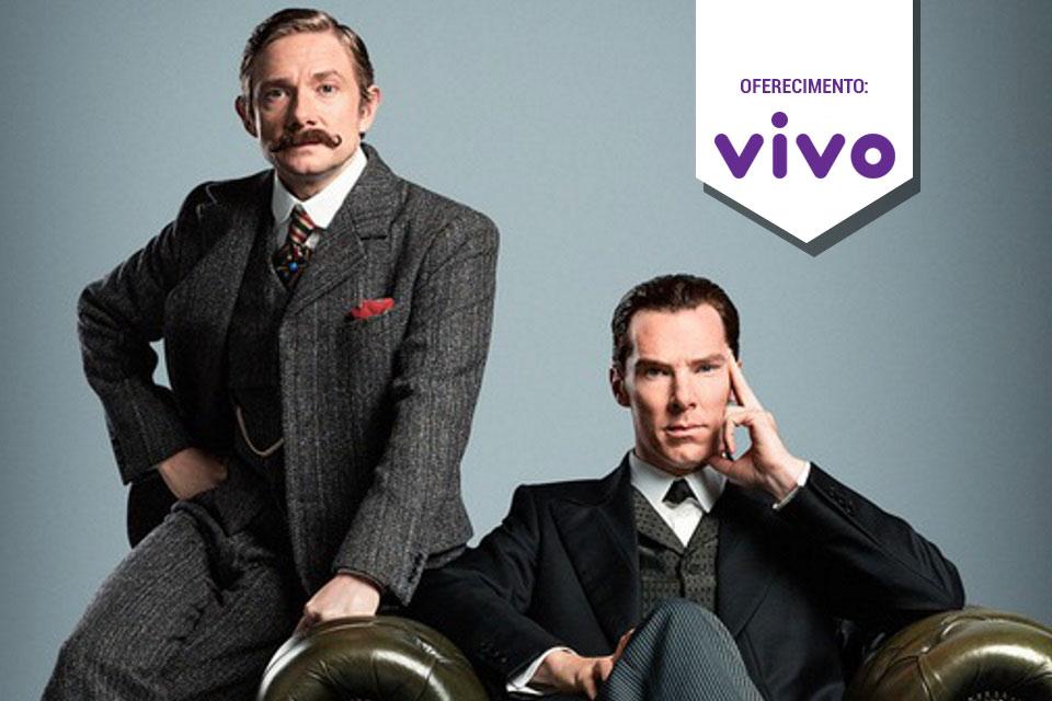 Imagem de Sherlock: confira cena do especial que se passa na Londres vitoriana no tecmundo