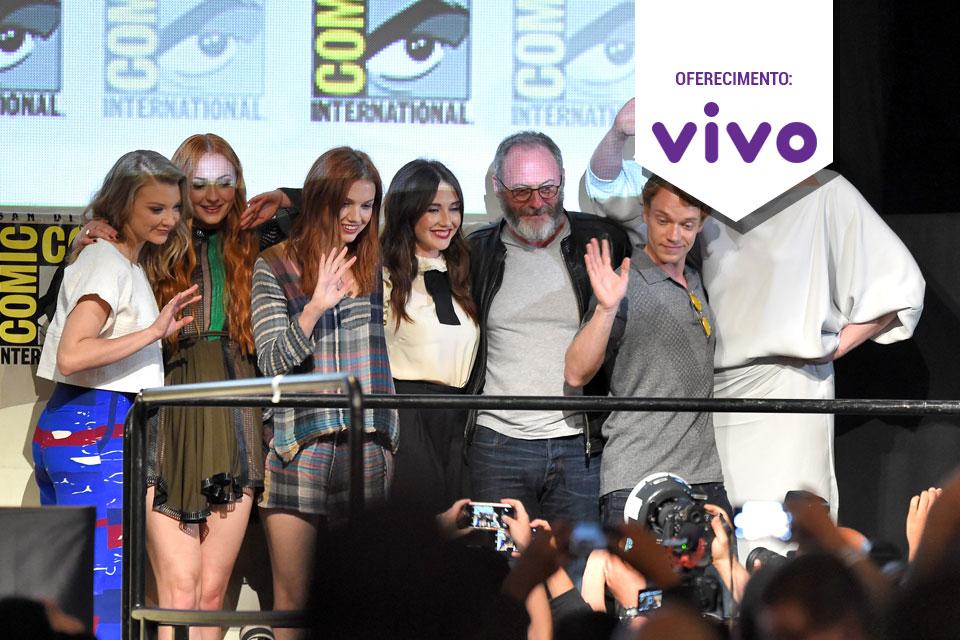 Imagem de Game of Thrones leva novidades e vídeos divertidos para painel na Comic-Con no tecmundo