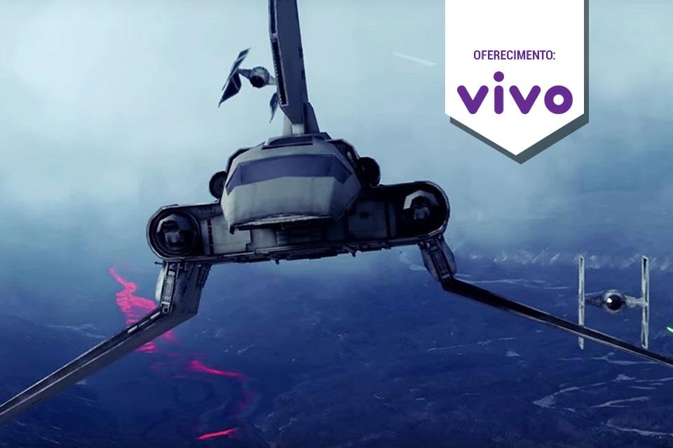 Imagem de Vídeo de Star Wars Battlefront tem ação com X-Wing, TIE Fighter e Han Solo no tecmundo