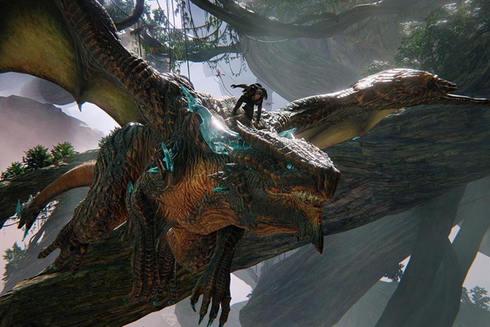 Imagem de Scalebound tem tudo para ser um game obrigatório do Xbox One no tecmundo