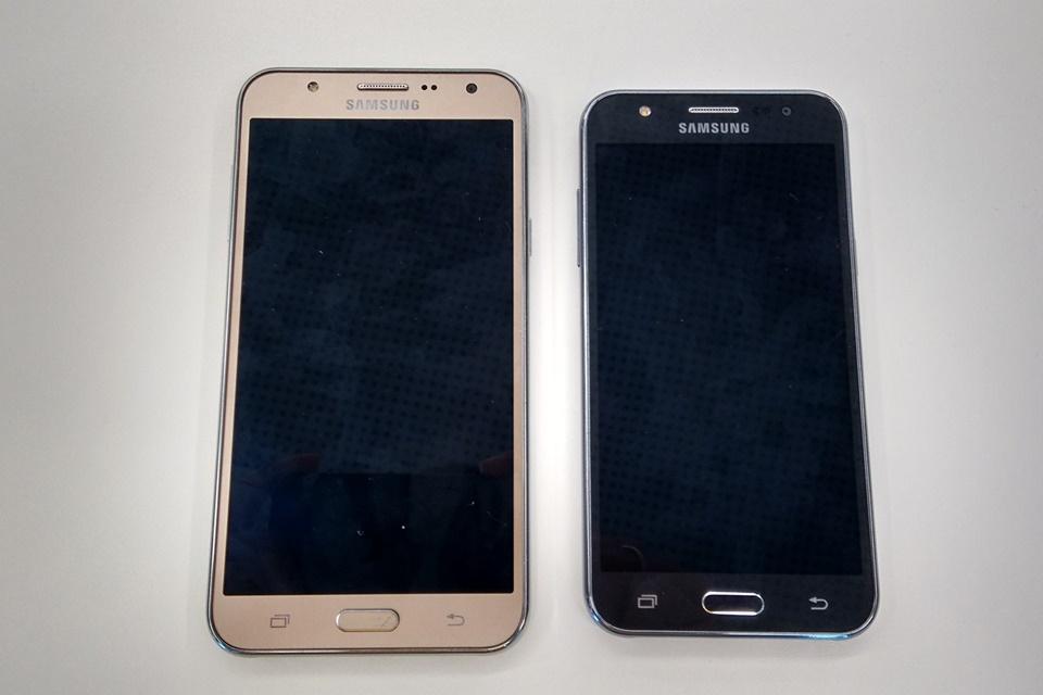 Imagem de Novas opções: Samsung Galaxy J5 e J7 chegam ao Brasil nesta semana no tecmundo