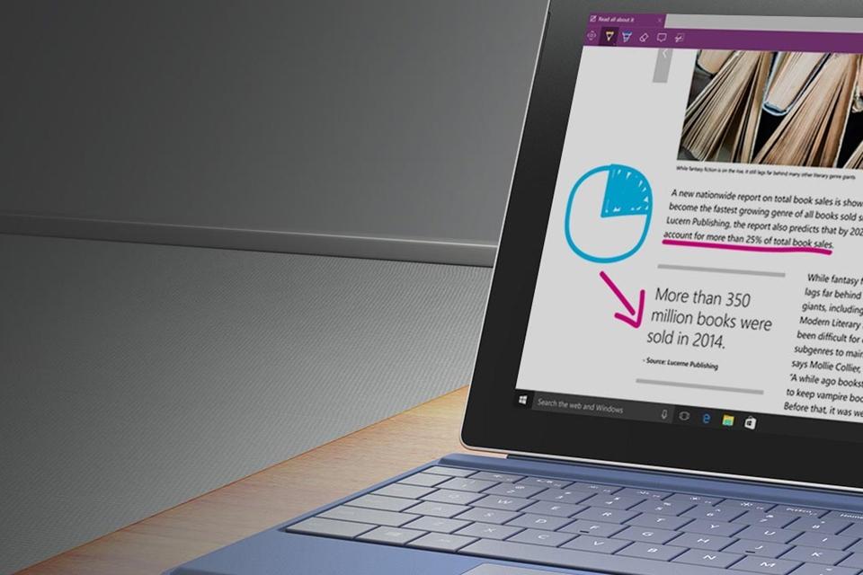 Imagem de Microsoft Edge: como salvar páginas da web para leitura offline no tecmundo