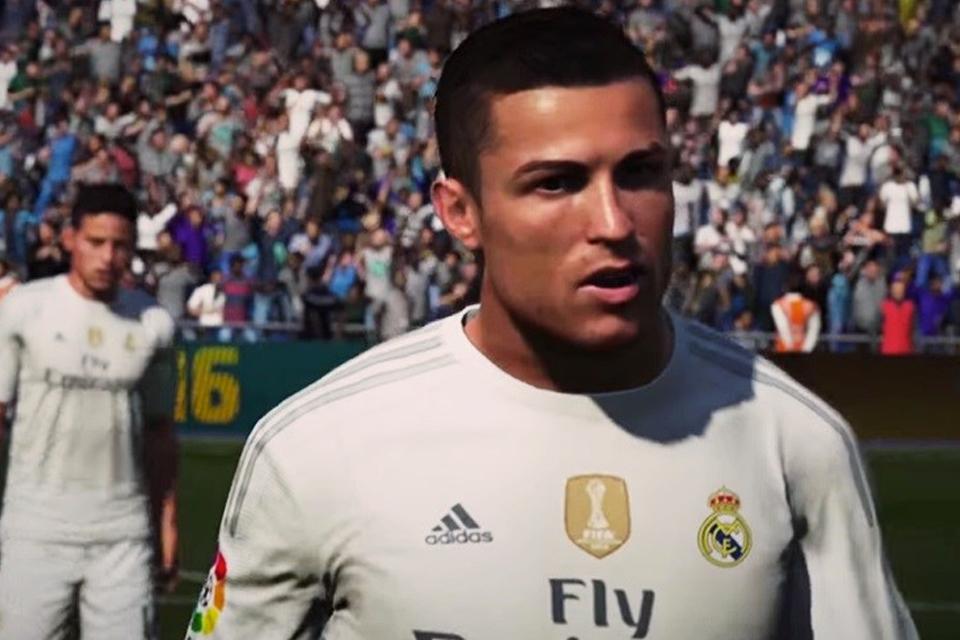 Imagem de Novo vídeo de FIFA 16 mostra reformulações em visuais, sons e UI do jogo no tecmundo