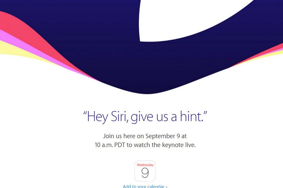 Imagem de 9 de setembro: Apple marca evento para anúncio dos novos iPhones no tecmundo
