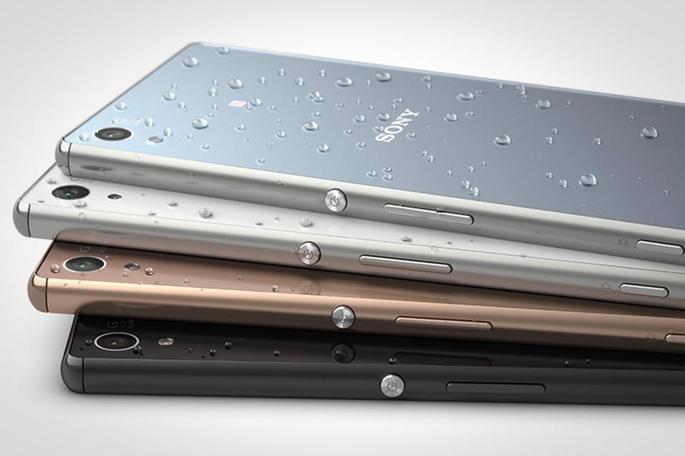 Imagem de Vazou: família Xperia Z5 aparece em vídeo e versão Premium terá display 4K no tecmundo