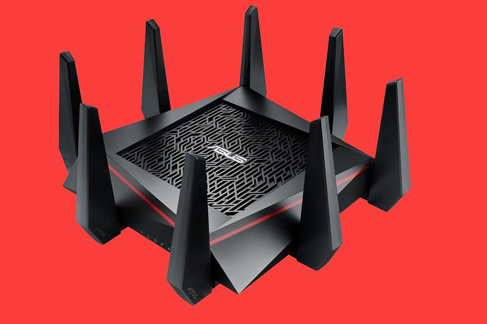 Imagem de ASUS anuncia o roteador com WiFi mais rápido do mundo no tecmundo