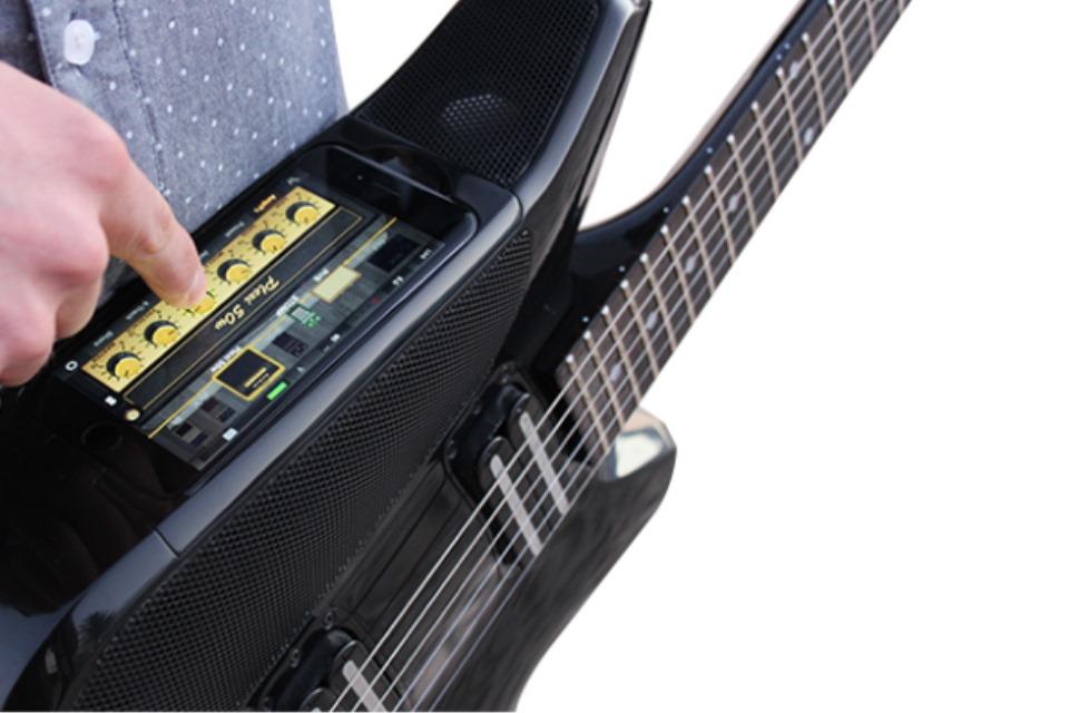 Imagem de Projeto no Indiegogo busca financiamento para guitarra tudo-em-um [vídeo] no tecmundo