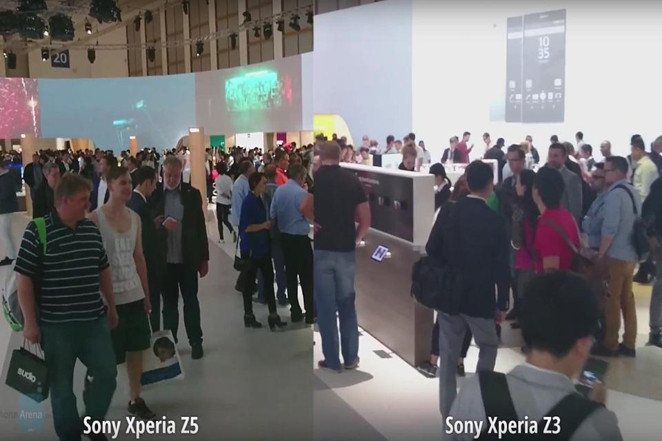 Imagem de Veja a diferença absurda entre as câmeras do Xperia Z5 e Xperia Z3 [vídeo] no tecmundo