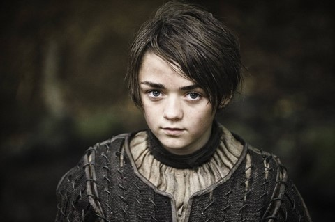 Imagem de Atriz que interpreta Arya Stark em 'Game of thrones' cria canal no YouTube no tecmundo