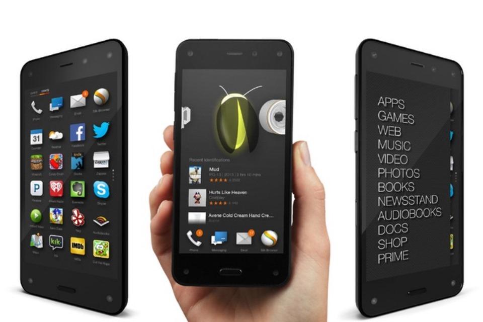 Imagem de Amazon encerra as vendas de seu Fire Phone após 14 meses no tecmundo