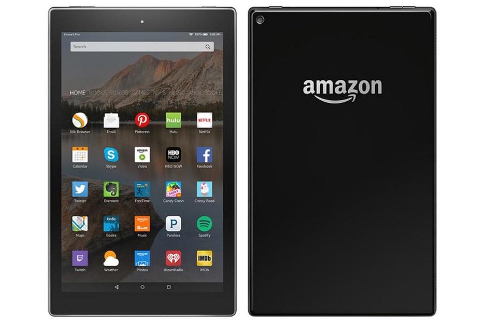Imagem de Vazam fotos do novo tablet Amazon Fire no tecmundo