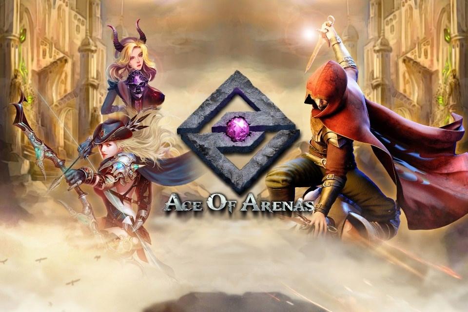 Imagem de Ace of Arenas: MOBA para dispositivos mobile chega ao Android e iOS [vídeo] no tecmundo