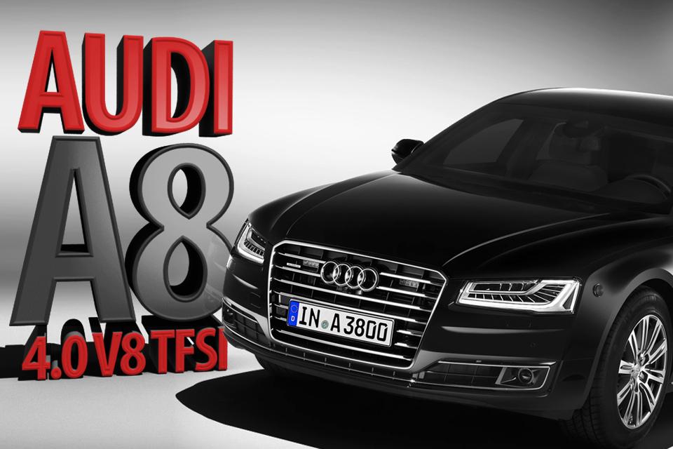 Imagem de Veja e se surpreenda com o test drive do Audi A8 4.0 V8 TFSI [vídeo] no tecmundo