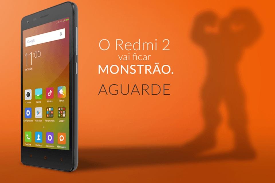 """Imagem de Xiaomi deve lançar Redmi 2 """"versão Monstrão"""" com 2 GB de RAM no tecmundo"""